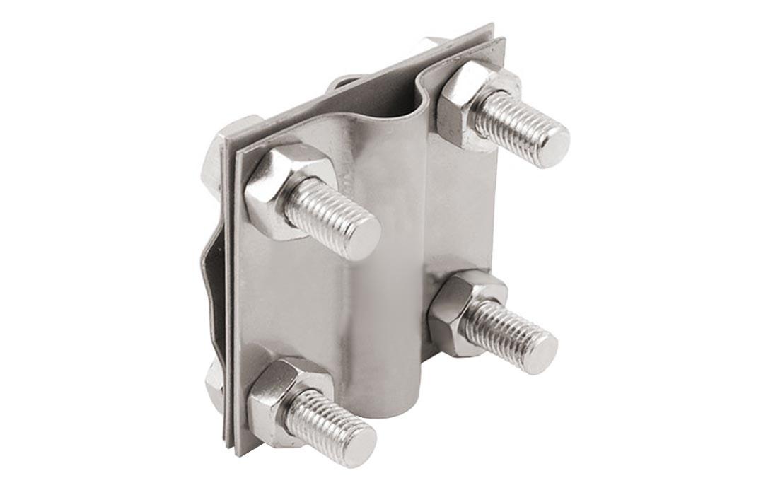 Зажим крестообразный (D17, нержавеющая сталь)