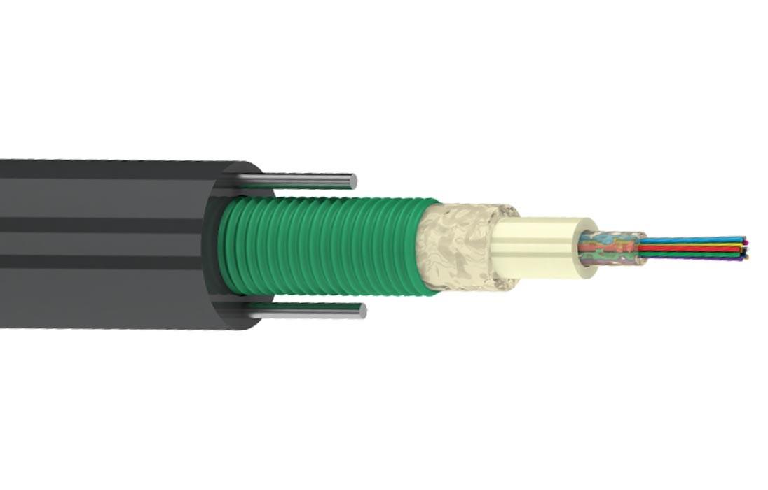 Кабель оптический ОККЦ-4хG.652D-2,7кН