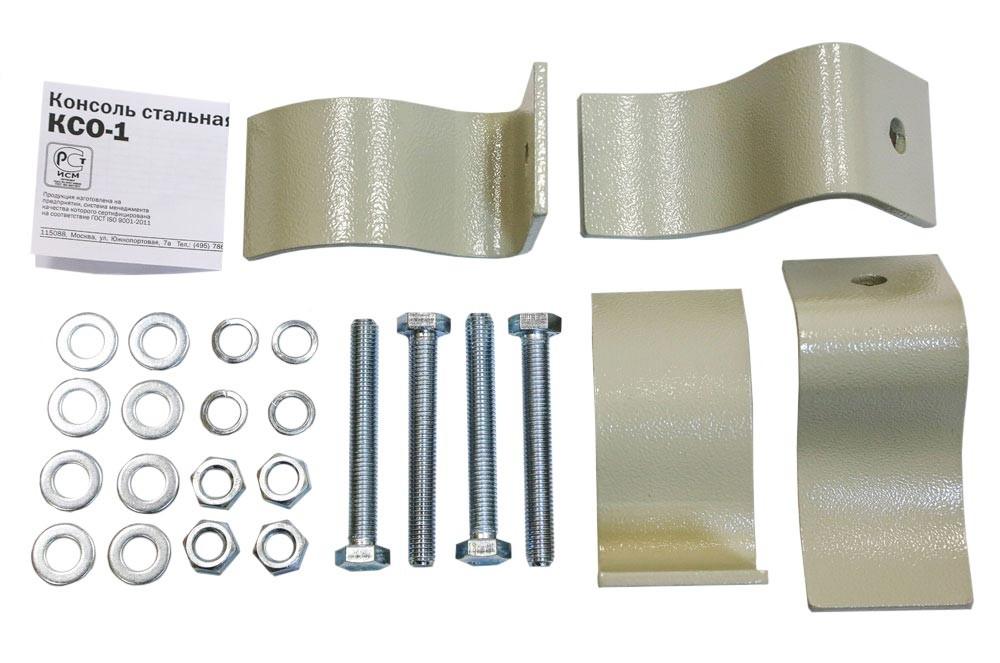 Консоль КСО-1 металлическая (консольный крюк)
