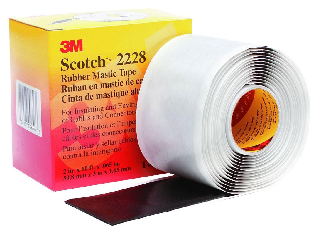 Scotch 2228 Лента резиново-мастичная