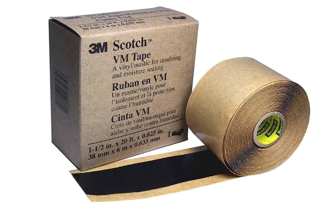 VM Лента винил-мастика 101мм 3м