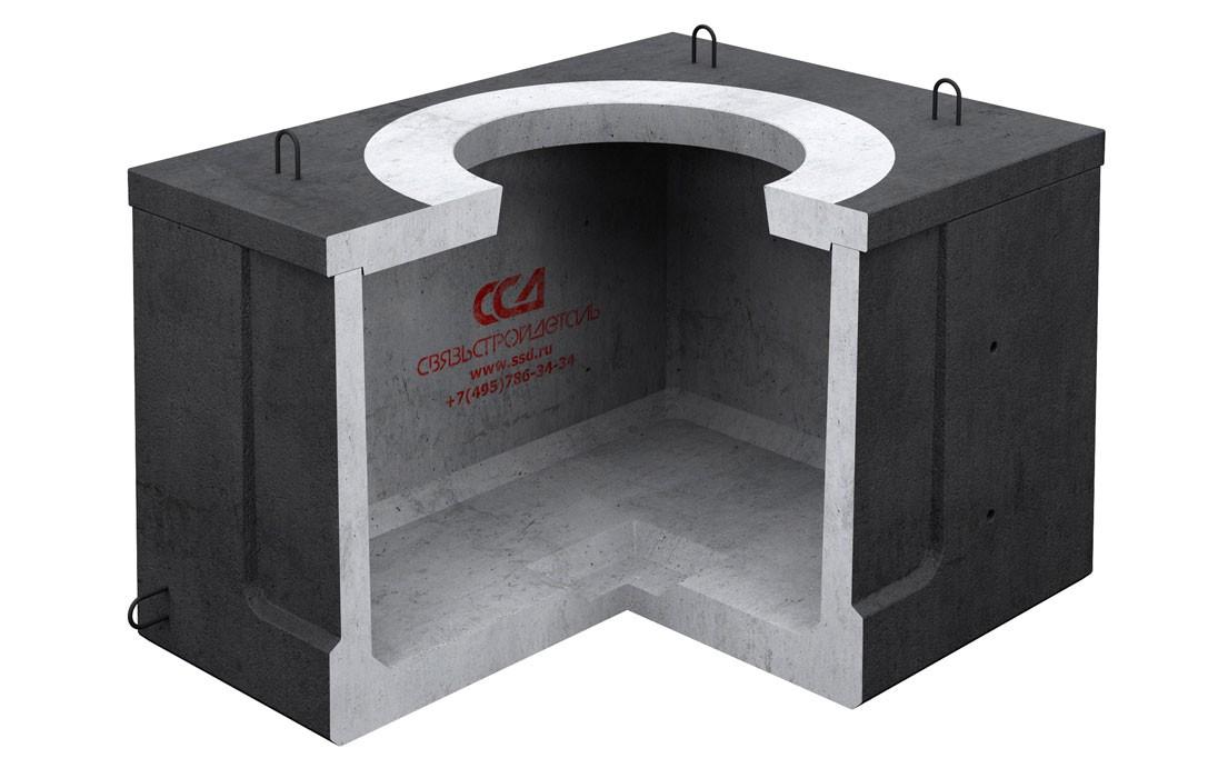 Колодец ККСр-1-10(80) Г в гидроизоляции