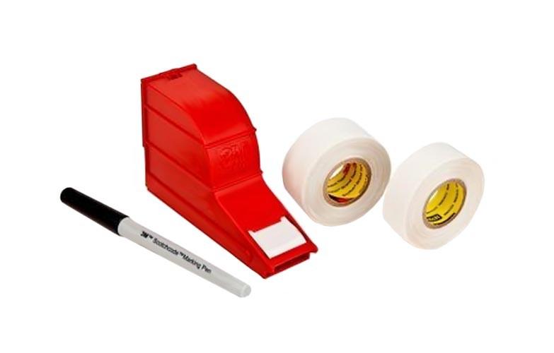 Диспенсер для маркировки (250 ярлыков 19х8мм)