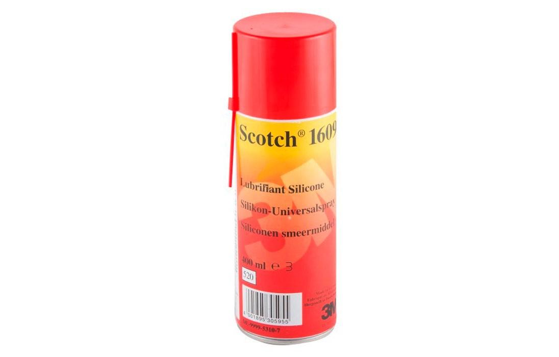 Scotch 1609 Аэрозоль для смазки трущихся частей