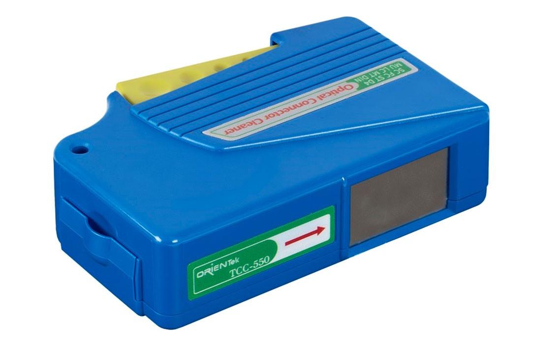 Очиститель коннекторов TCC-550 (FC,SC,ST,LC и тд)