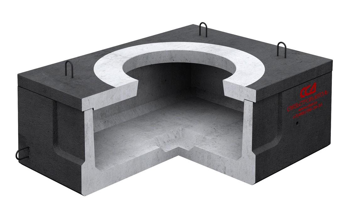 Колодец ККСр-0,5-10(80) Г в гидроиз.