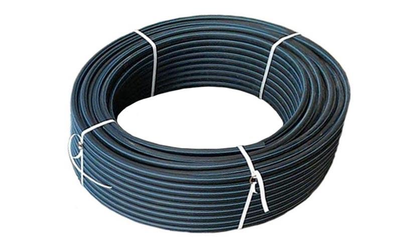 Труба ПЭ100 SDR17 d=75х4,5 (бухта 100м)