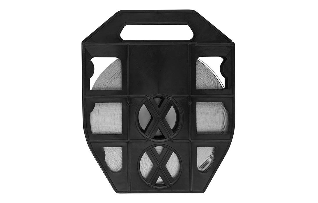 Лента монтажная 0,7х20мм (50м в боксе) AISI430